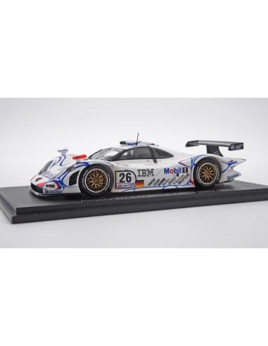 PORSCHE 911 GT1 N°26 Vainqueur 24H Le...