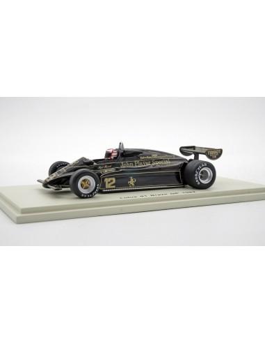 LOTUS 91 N°12 3º Gran Premio de...