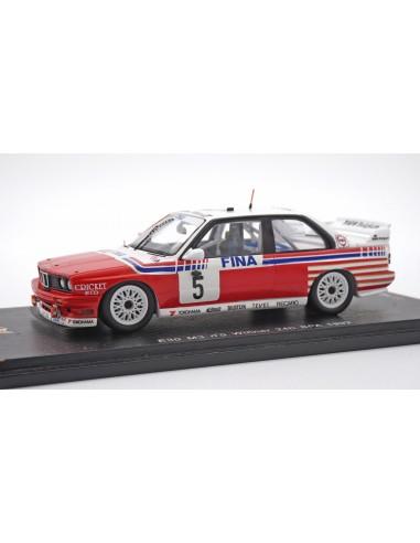 BMW E30 M3 n°5 1º 24h SPA 1992 J. M....