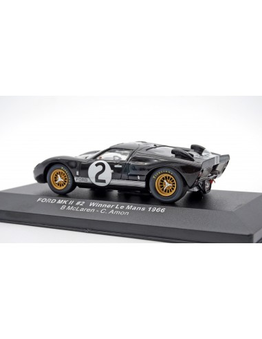 Ford GT40 MKII Le Mans 1966 Chris...