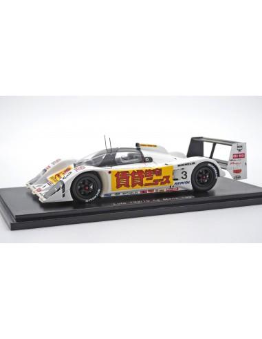Lola T92/10 Nº 3 Le Mans 1992 Jesús...