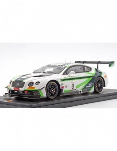 BENTLEY Continental GT3 M-Sport n°8...